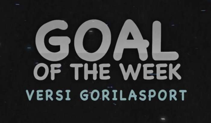 Goal of The Week by Gorila Sport, N'Golo Kante, Chelsea vs Tottenham Hotspur, Carabao Cup